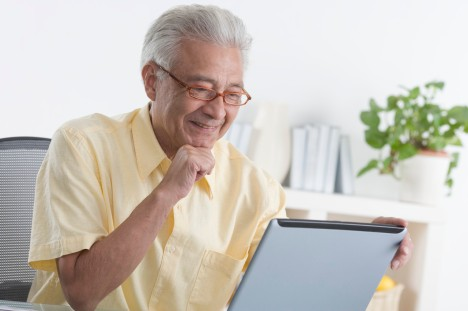 Seniors increased purchases of computers faster than any other age