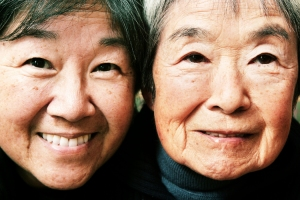 Japan continues to have the highest life expectancy.