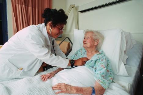 RLM097 Mature Market Experts nursing care