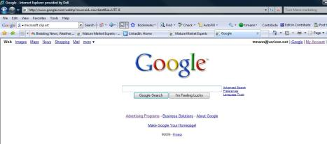 google mature market